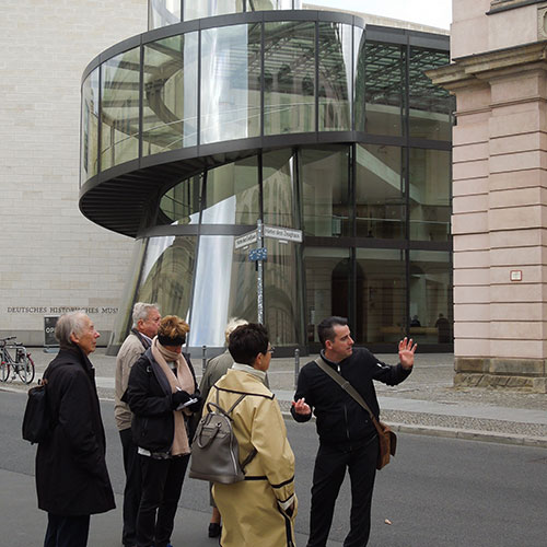 city guided tours Berlin museum