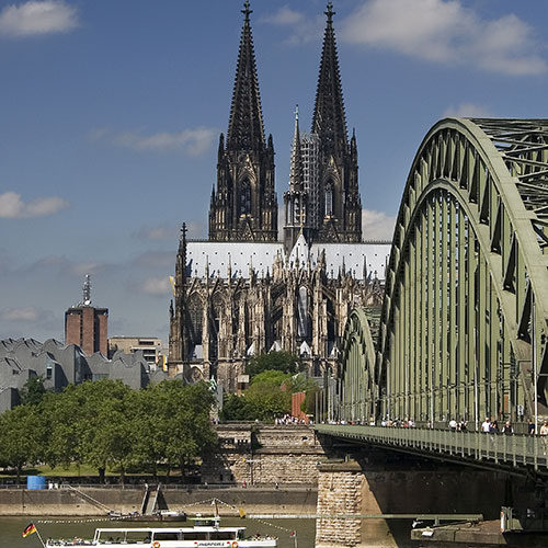 monuments Cologne Cathedral