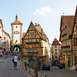 Rothenburg tourisme guide