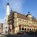 city guided tours rothenburg City Hall