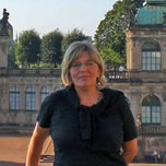 Guide Heidi Paizs guided tours Dresden